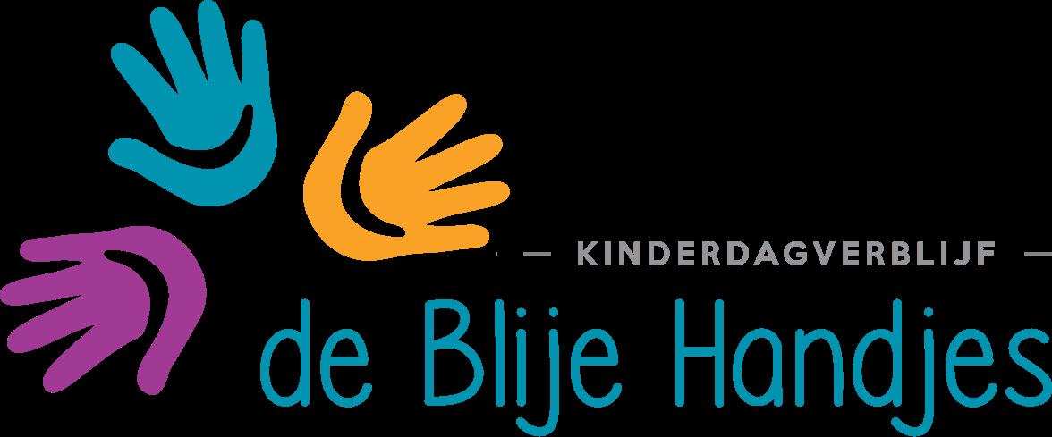 kdv de Blije Handjes logo